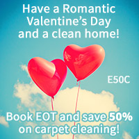 Get 50% Off Your Carpet Cleaning in North Sheen