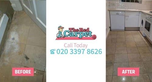 Carpet Cleaning before-after Bellingham SE6