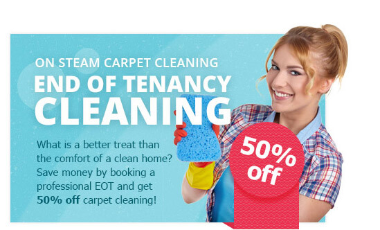 Discounts on End of Tenancy Cleaning