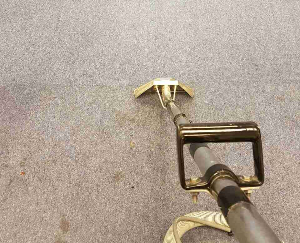 Carpet Cleaning Shirley CR0 Project
