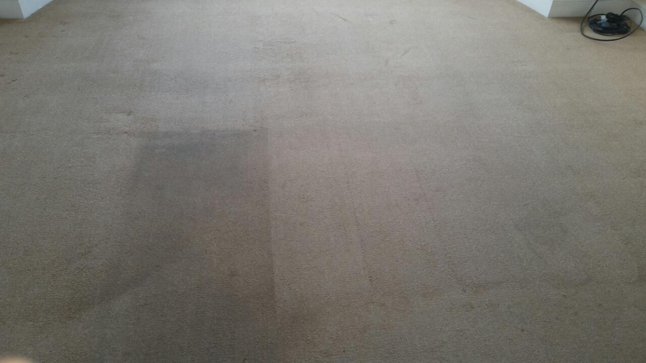 Carpet Cleaning Singlewell DA12 Project