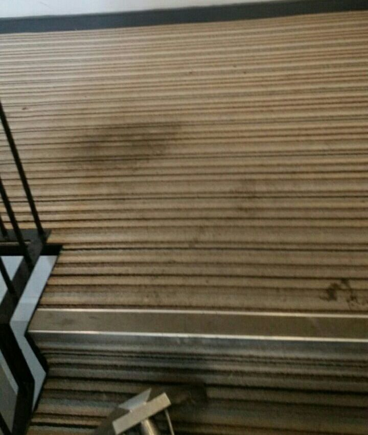 Carpet Cleaning Custom House E16 Project