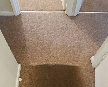 Carpet Cleaning Ratcliff E7 Project