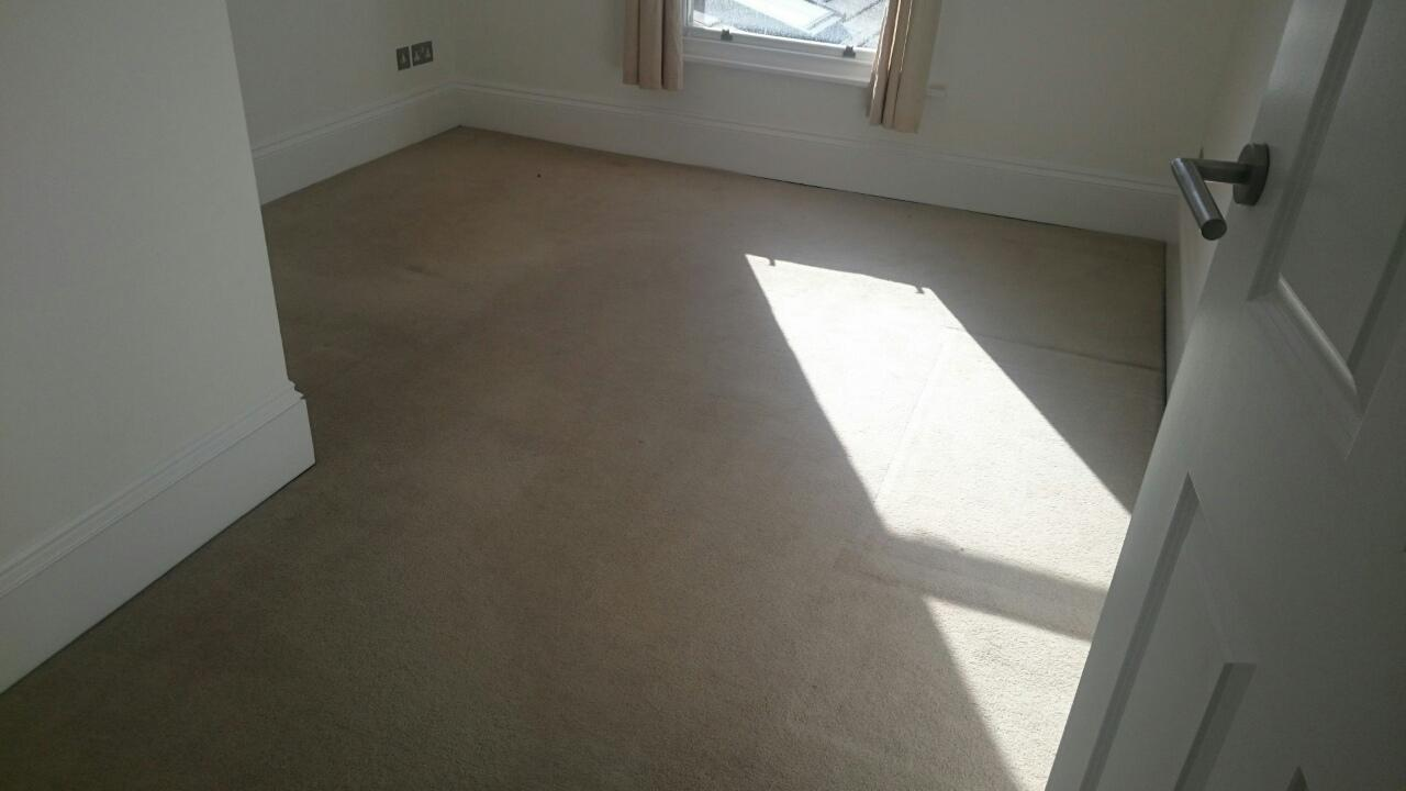 Carpet Cleaning Coombe KT2 Project