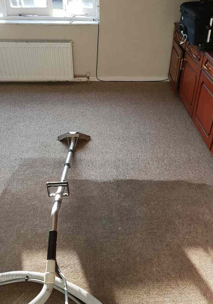 Carpet Cleaning Kingston upon Thames KT2 Project