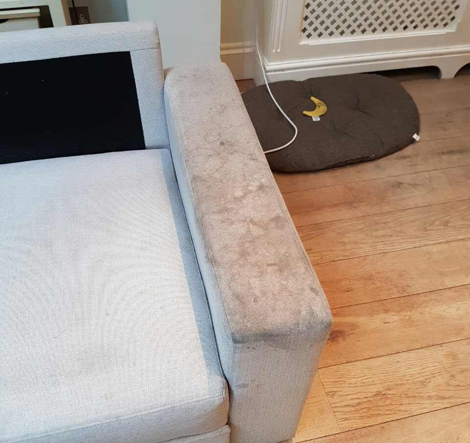 Carpet Cleaning Woodside Park N12 Project