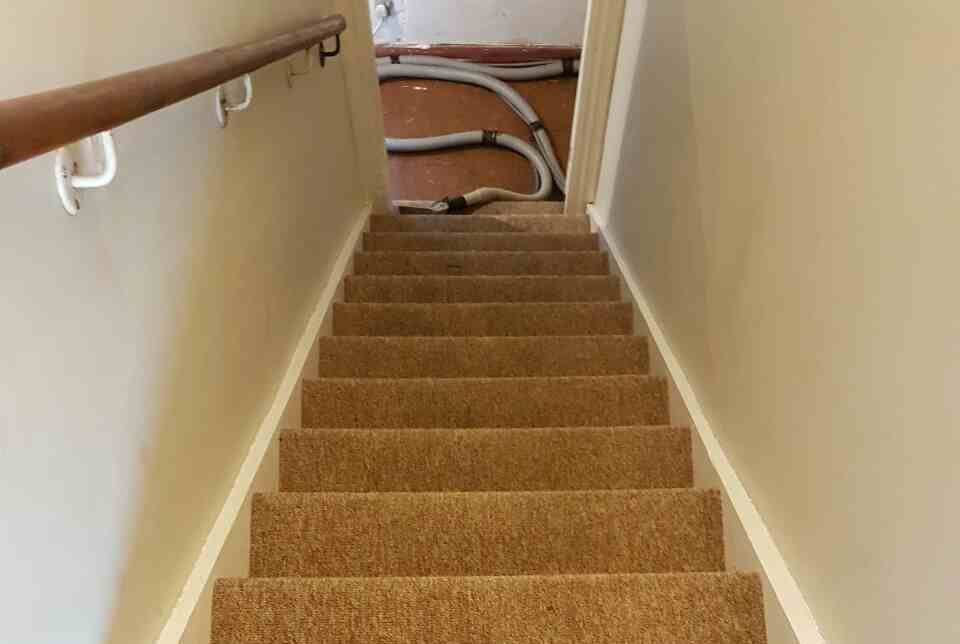 Carpet Cleaning Somerstown NW1 Project