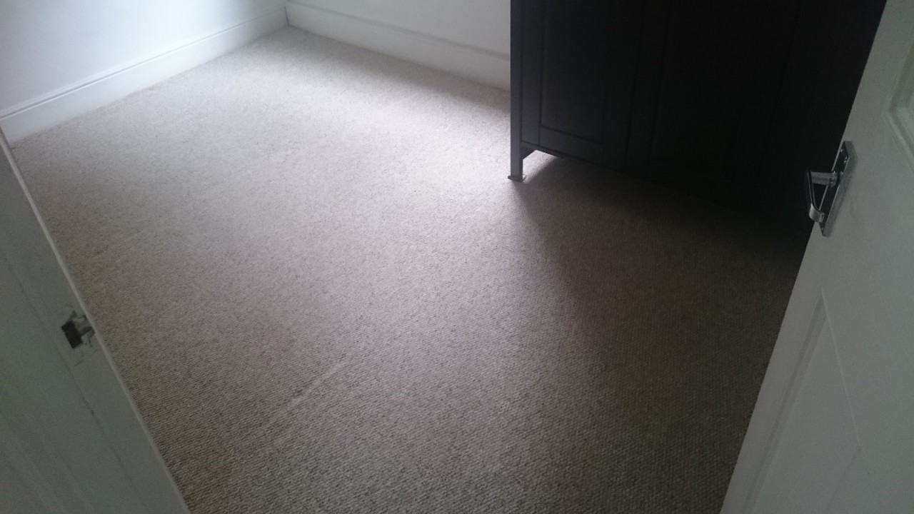 Carpet Cleaning Brixton SW9 Project