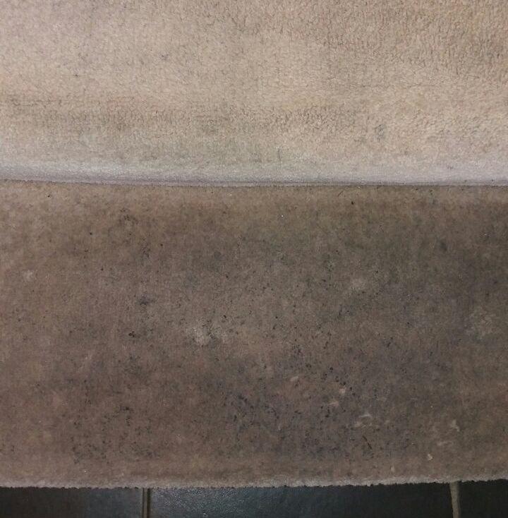Carpet Cleaning Fulham W6 Project