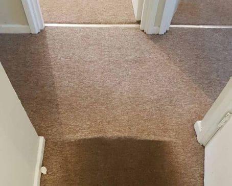 Carpet Cleaning Bermondsey SE16 Project