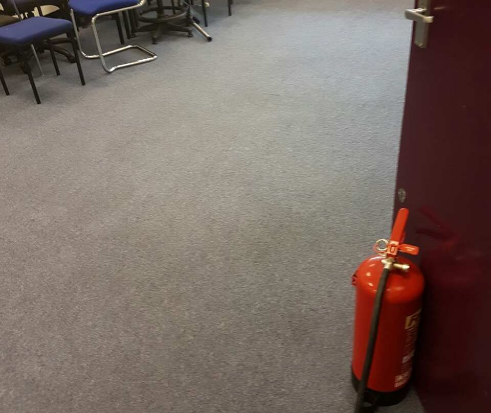 Carpet Cleaning Kentish Town NW5 Project