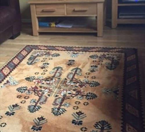 Carpet Cleaning Mottingham SE9 Project
