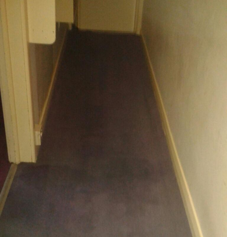 Carpet Cleaning Strand WC2 Project