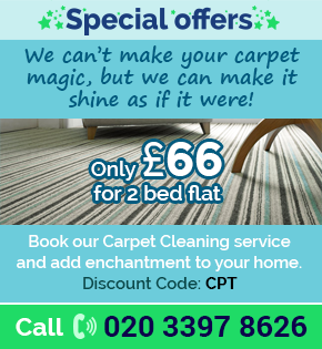 North Sheen Cleaning Carpets Cheap Deals