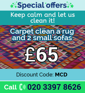 Lowest Fine Rug Cleaning Deals in Tufnell Park