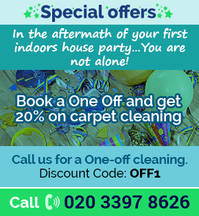 Best Deals on Full House Cleaning in London
